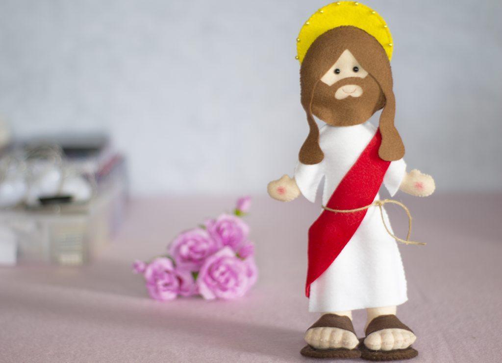 Jesus em Feltro