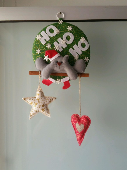 Enfeite de Natal