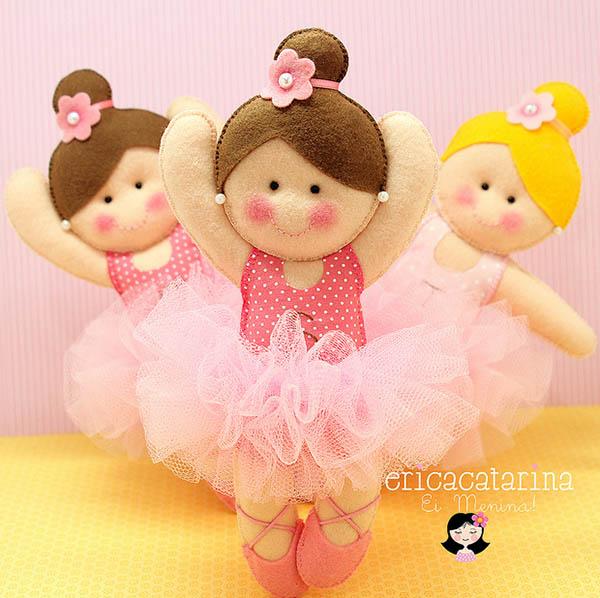 Bailarina Decoração