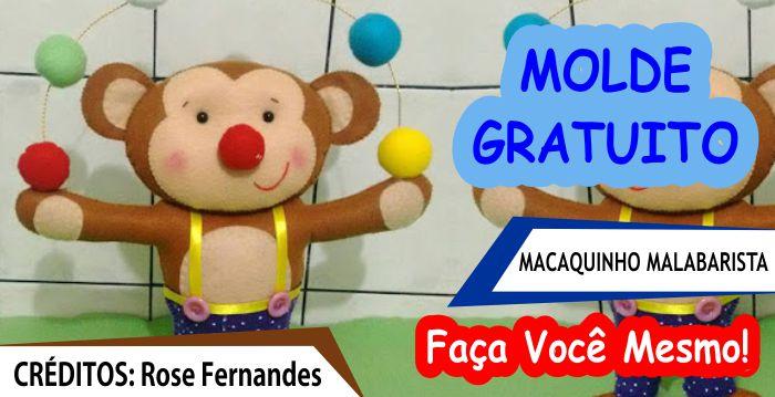 Macaquinho Malabarista