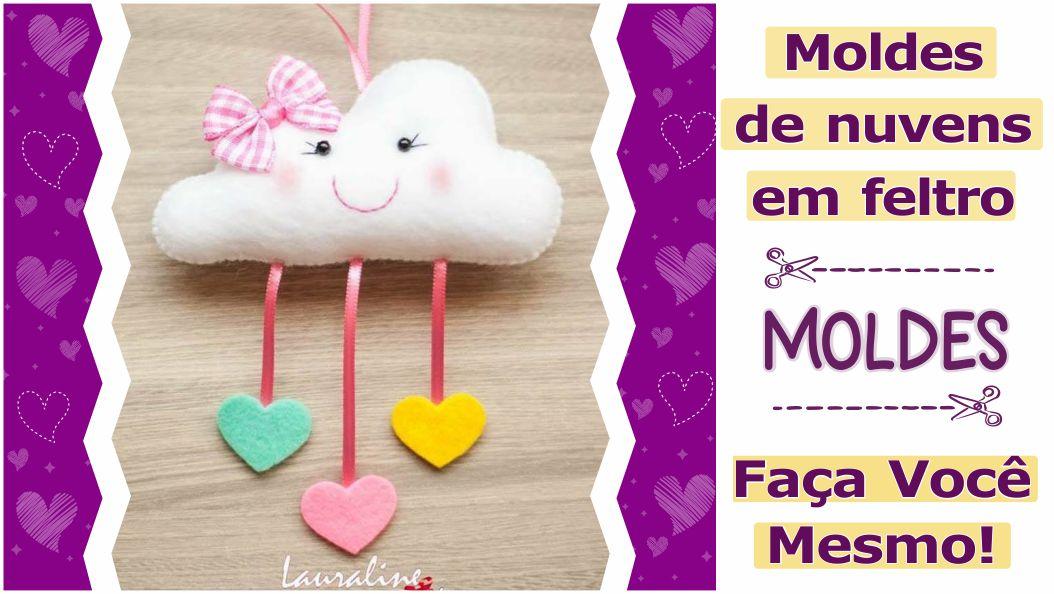 Read more about the article Moldes de nuvens para imprimir [DIY]