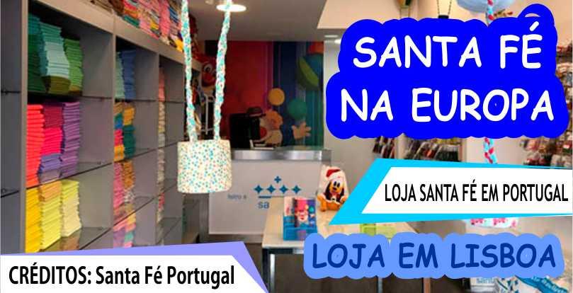 NOVIDADE – FELTROS SANTA FÉ EM PORTUGAL