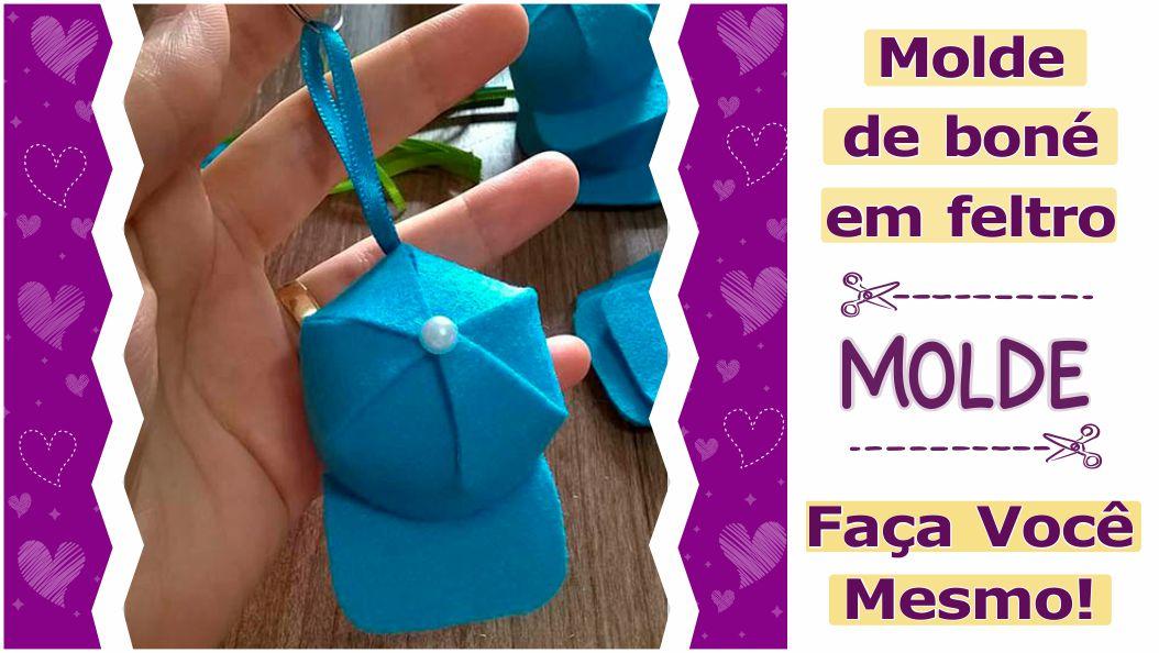 Read more about the article Molde de boné para imprimir [DIY]