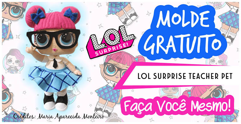 LOL SURPRISE TEACHER PET – MOLDE