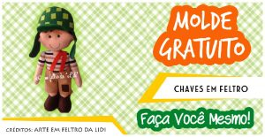 Read more about the article MOLDE GRATUITO CHAVES