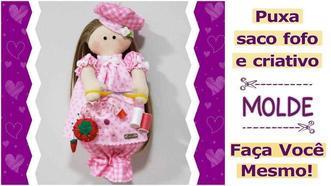 Read more about the article MOLDE DE PUXA SACO – MOLDE E PASSO A PASSO