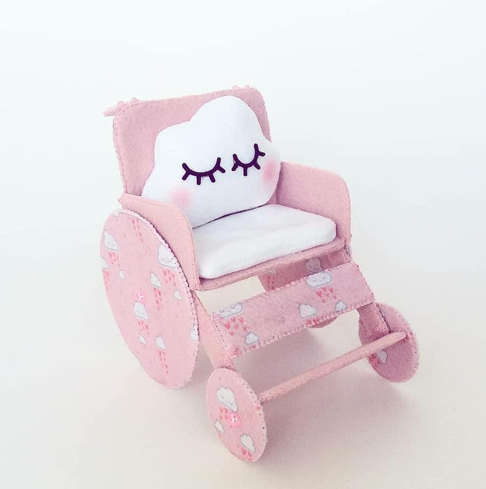 Molde de Cadeira de Rodas
