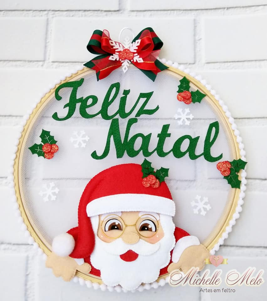 Bastidor de Natal