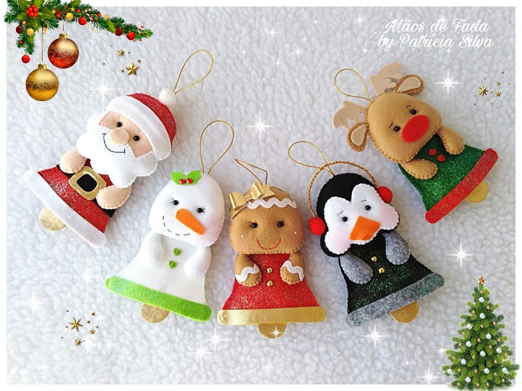 Pingentes de Natal