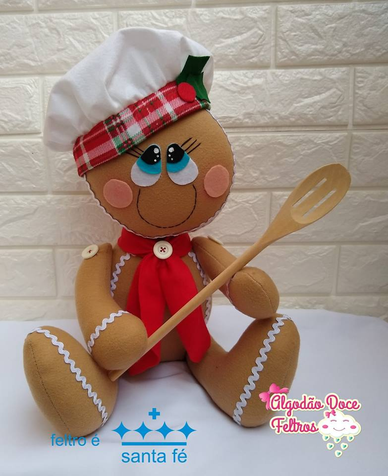 Molde de Biscoito Gingerbread