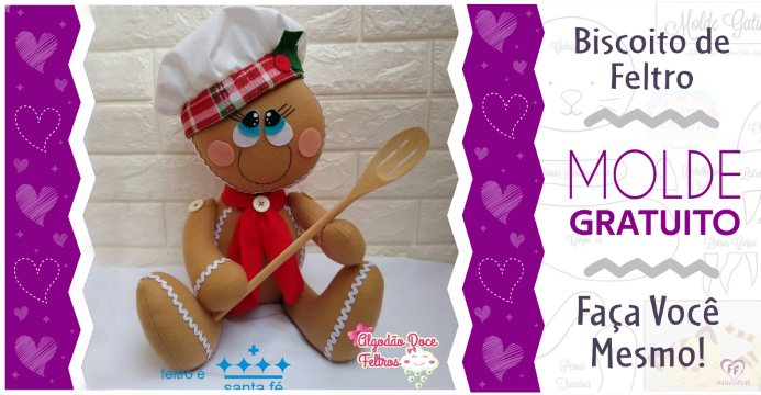 Molde de Biscoito Confeiteiro | Ideias Criativas para o Natal