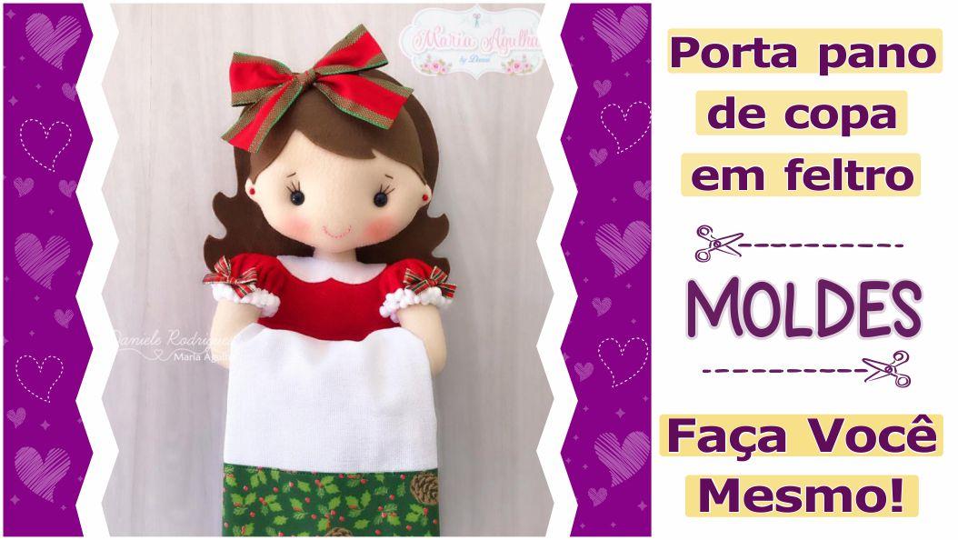Read more about the article Molde porta pano de copa criativo [DIY]