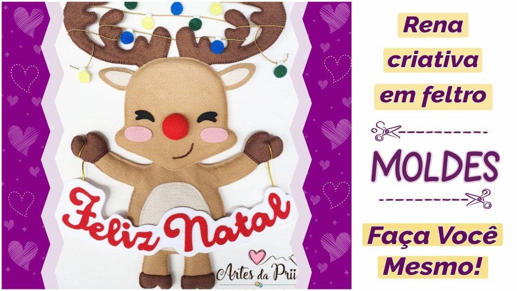 Read more about the article Molde de enfeite de Natal [façavocêmesmo]