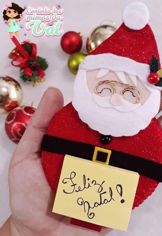 Porta Recados de Natal