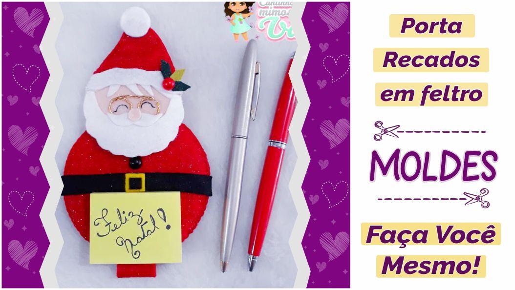 Read more about the article Lembrancinha de Natal em Feltro – Faça Você Mesmo!