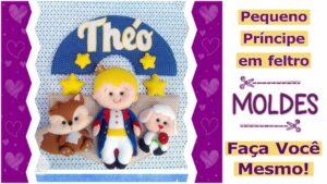 Read more about the article Molde do Pequeno Príncipe para imprimir
