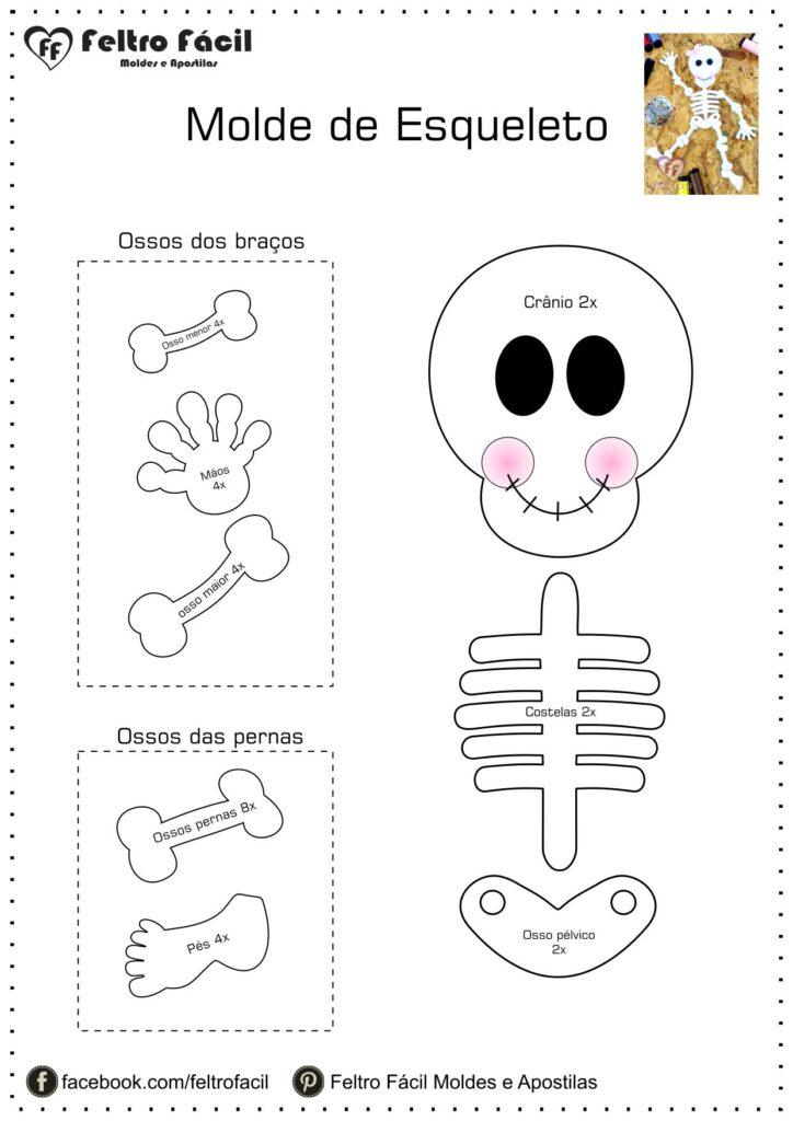 Molde de esqueleto