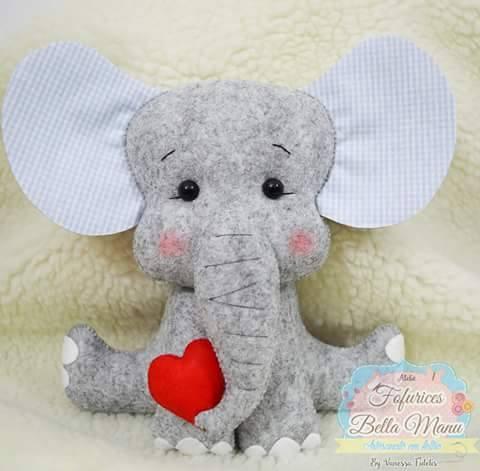 molde de elefante
