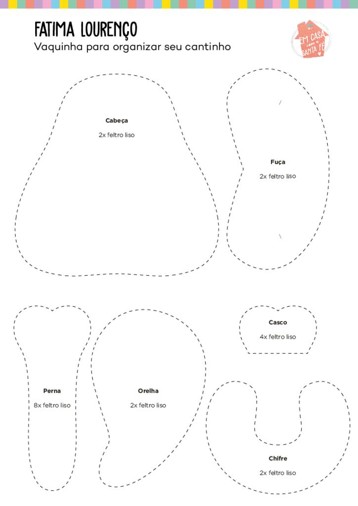 molde de porta objetos