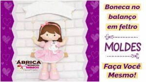 Read more about the article Molde de boneca no balanço para salvar